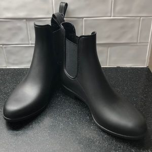 Women's 7 Sam Edelman Tinsley Ankle Rain Boots